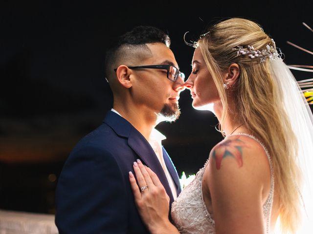 La boda de Chris y Karley en Cancún, Quintana Roo 33
