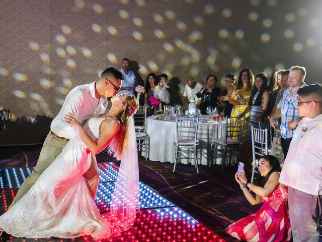 La boda de Chris y Karley en Cancún, Quintana Roo 38