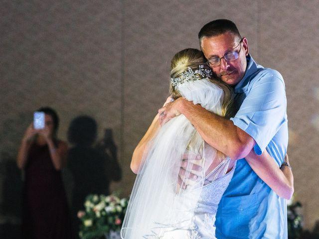 La boda de Chris y Karley en Cancún, Quintana Roo 41