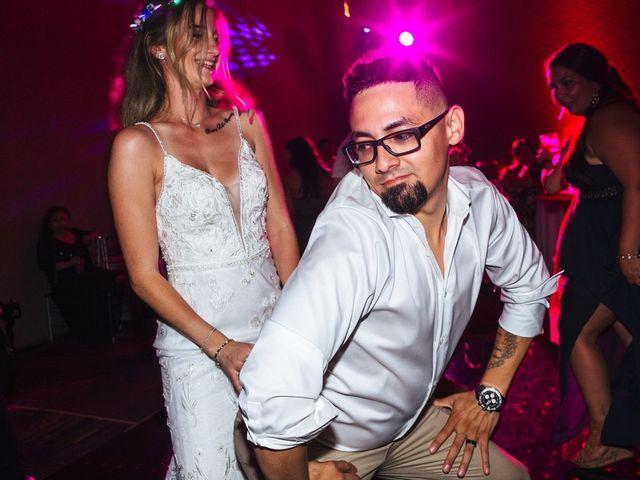 La boda de Chris y Karley en Cancún, Quintana Roo 47