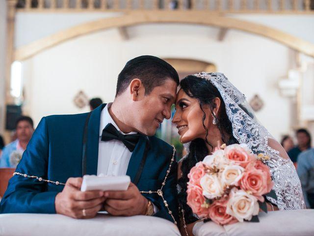 La boda de Lucero y Mauro
