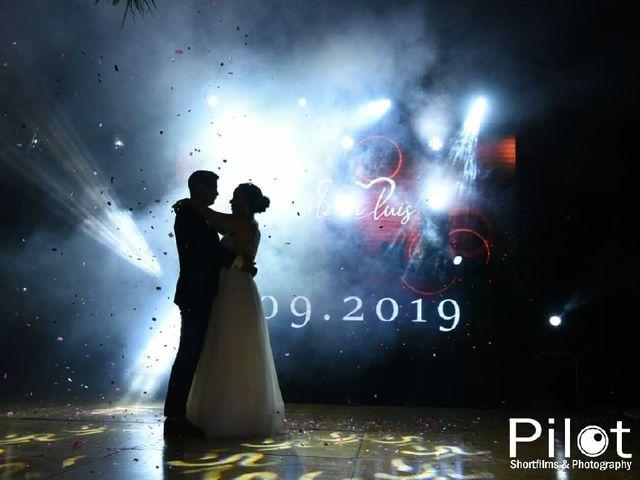La boda de Paola y Luis