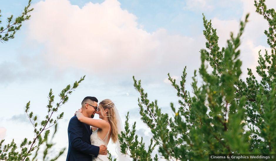 La boda de Chris y Karley en Cancún, Quintana Roo