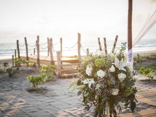 La boda de Alicia y Brad 1