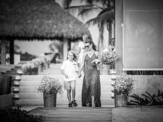 La boda de Alicia y Brad 3