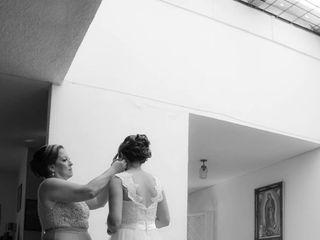La boda de Norma  y Ernesto  3