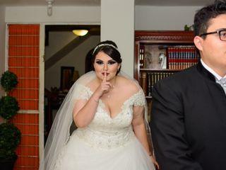La boda de Jessica  y Ricardo  2