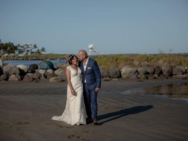 La boda de Rubí y Alonso