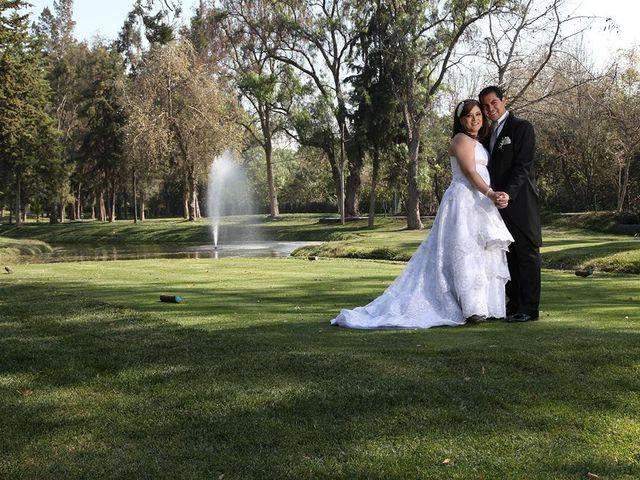 La boda de Liliana y Erik