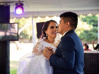 La boda de Vannesa y Juan