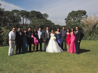 La boda de Marina y Santiago 1