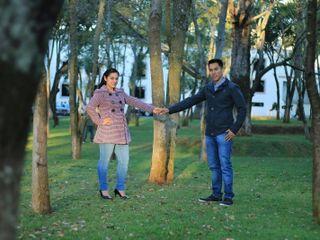 La boda de Marina y Santiago 3