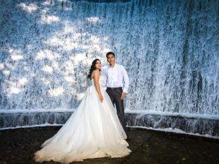 La boda de Marina y Santiago