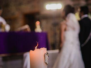 La boda de Andrea y Samuel 1