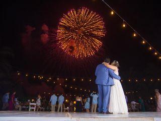 La boda de Letty y David