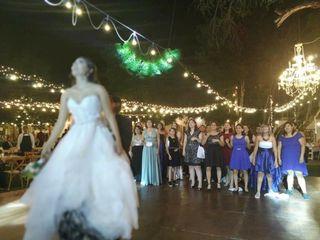 La boda de Alejandra y Azahel 1