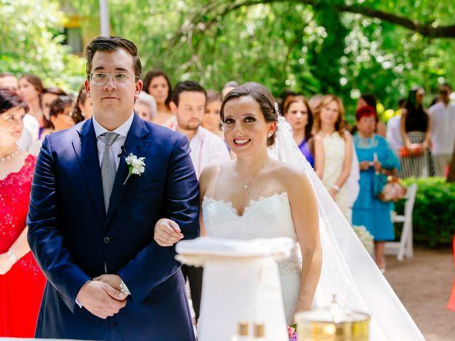 La boda de Mariana y José Ignacio