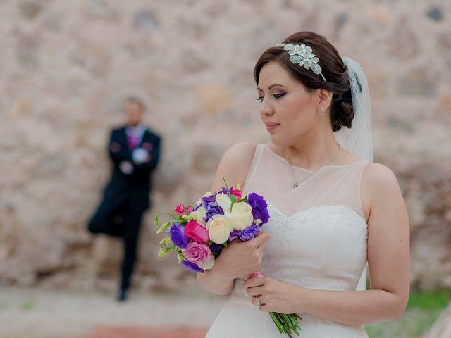La boda de Elma y alberto