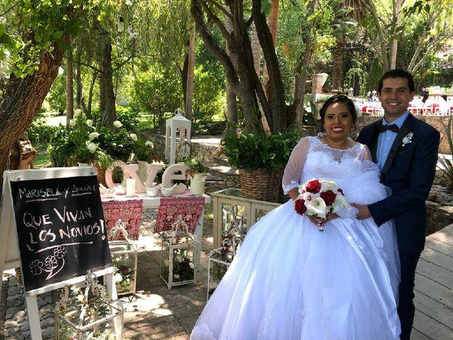 La boda de Marisela y Carlos