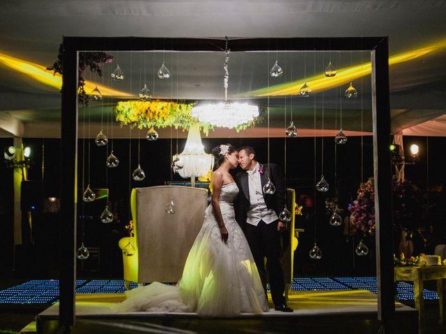 La boda de Andrea y Samuel