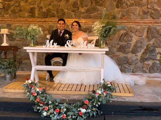 La boda de Mayra  y Narciso