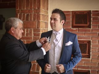 La boda de Alejandra y Samuel 1