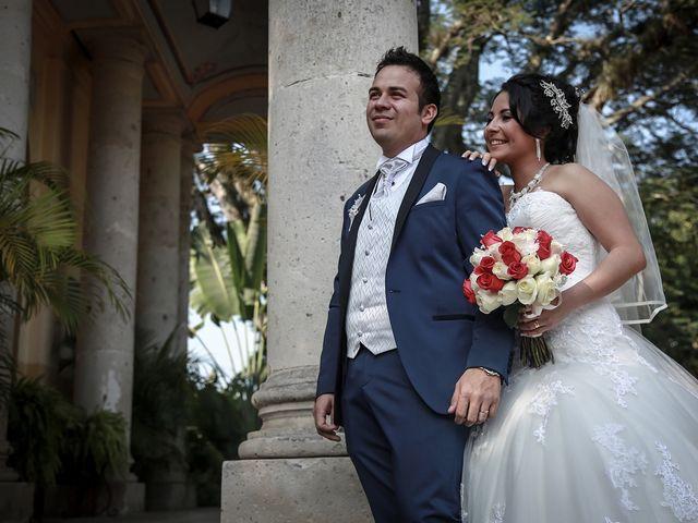 La boda de Samuel y Alejandra en Xalapa, Veracruz 15