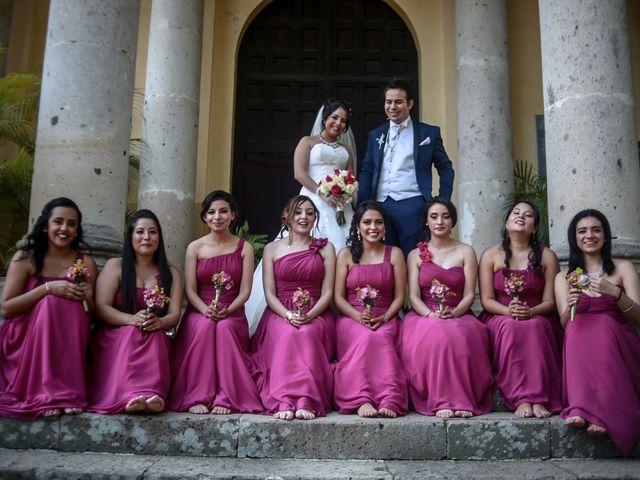 La boda de Samuel y Alejandra en Xalapa, Veracruz 1
