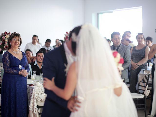 La boda de Samuel y Alejandra en Xalapa, Veracruz 19