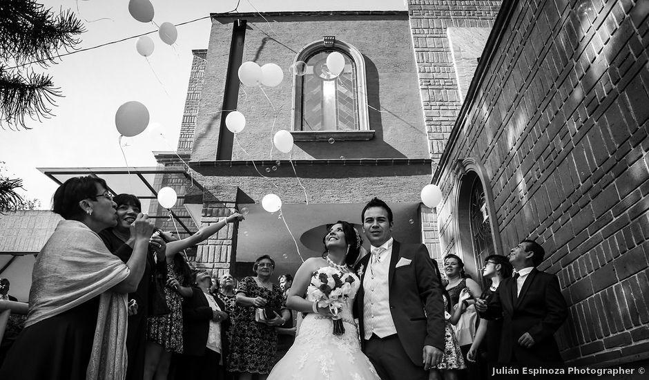 La boda de Samuel y Alejandra en Xalapa, Veracruz