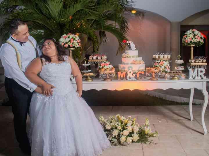 La boda de Claudia y Marcelo