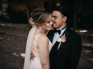 La boda de Catalina  y Diego  1