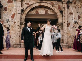 La boda de Catalina  y Diego