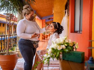 La boda de Gaby y Oscar 1