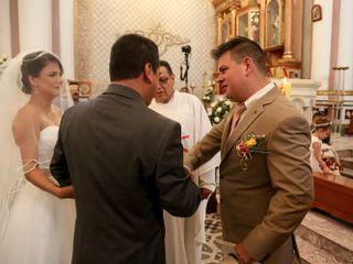 La boda de Jennifer y Héctor 2