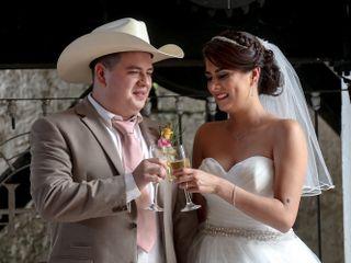 La boda de Jennifer y Héctor