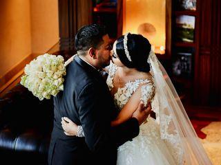 La boda de Daniela y Ángel 1