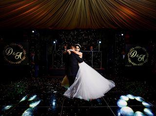 La boda de Daniela y Ángel 2