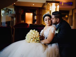 La boda de Daniela y Ángel