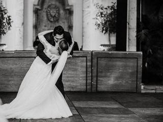La boda de Mariana y Ricardo 1