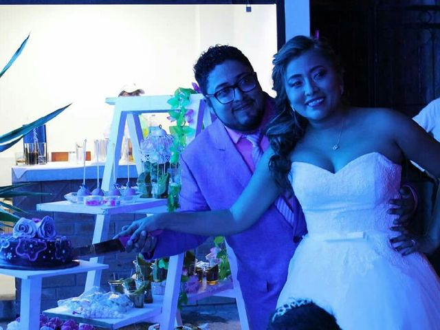 La boda de Jaquelina  y Antuane