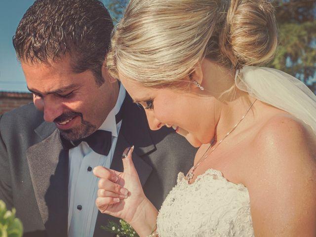 La boda de Gerardo y Lizbeth en Mazamitla, Jalisco 17