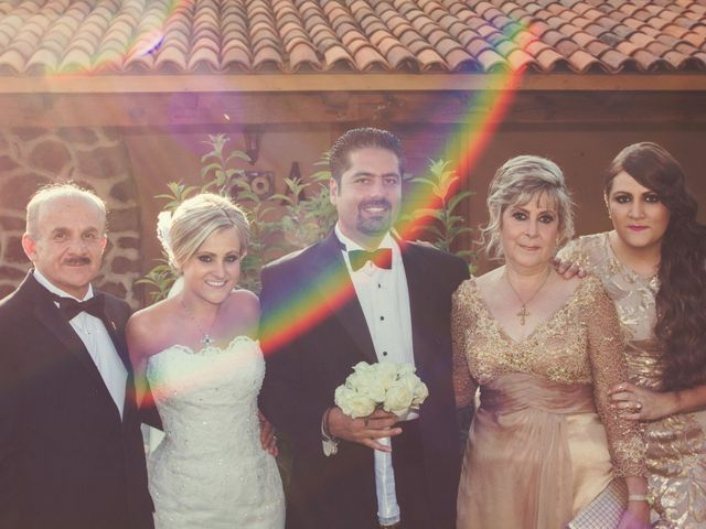 La boda de Gerardo y Lizbeth en Mazamitla, Jalisco 22