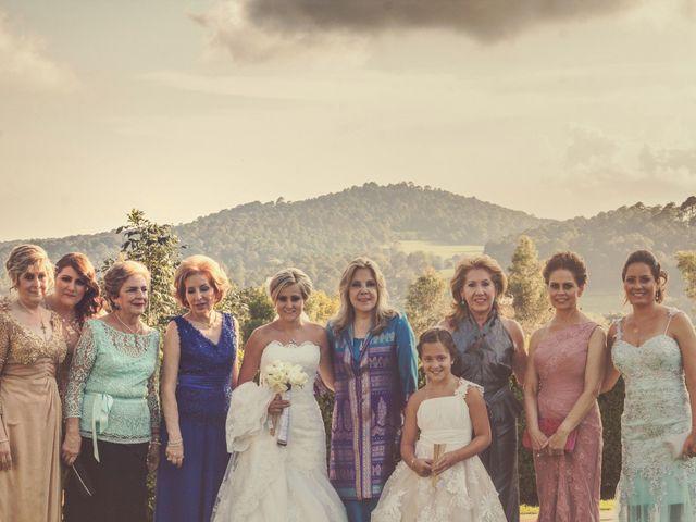 La boda de Gerardo y Lizbeth en Mazamitla, Jalisco 24