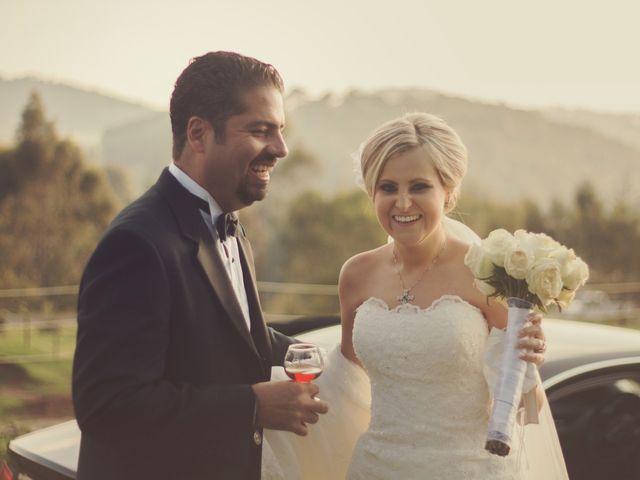 La boda de Gerardo y Lizbeth en Mazamitla, Jalisco 1