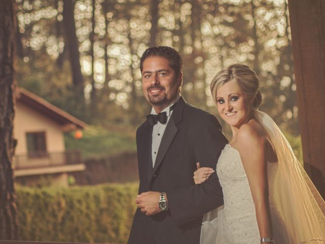 La boda de Gerardo y Lizbeth en Mazamitla, Jalisco 26