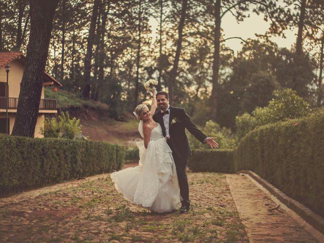 La boda de Gerardo y Lizbeth en Mazamitla, Jalisco 30