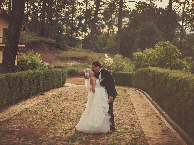 La boda de Gerardo y Lizbeth en Mazamitla, Jalisco 2
