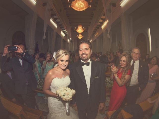 La boda de Gerardo y Lizbeth en Mazamitla, Jalisco 40