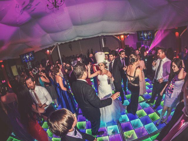 La boda de Gerardo y Lizbeth en Mazamitla, Jalisco 69